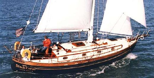 1976 Tayana 37 Cutter/Cruising Upgraded