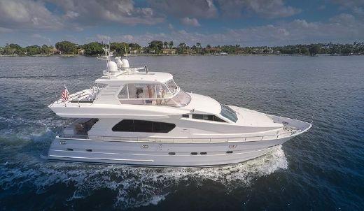 1999 Horizon 70 Motor Yacht