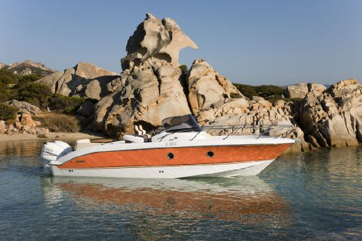 2016 Sessa Marine Key largo 30