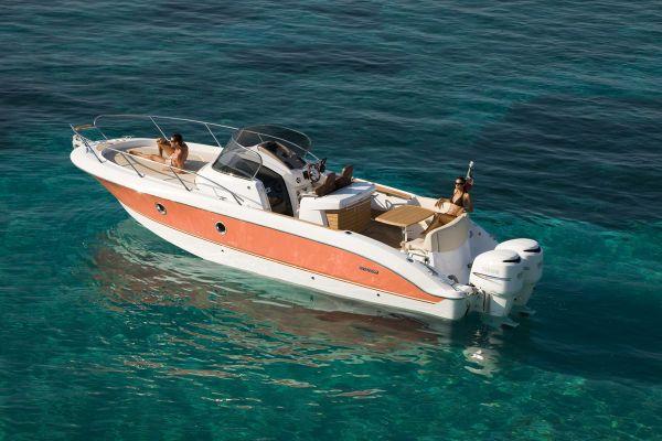 2016 sessa marine key largo 30 motore barca in vendita. Black Bedroom Furniture Sets. Home Design Ideas