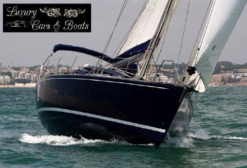 2002 Ad Boats SOLANA 45