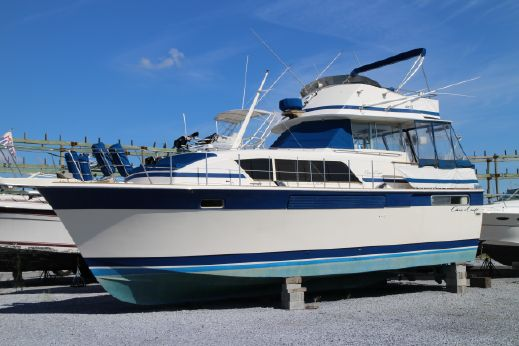 1980 Chris-Craft 410 Commander Yacht