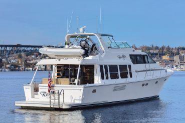 thumbnail photo 0: 2003 Pacific Mariner Motor Yacht