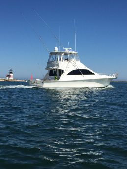 2001 Ocean  Yachts 48 Super Sport