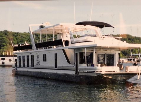 2008 Sunstar 17' x 80' Houseboat