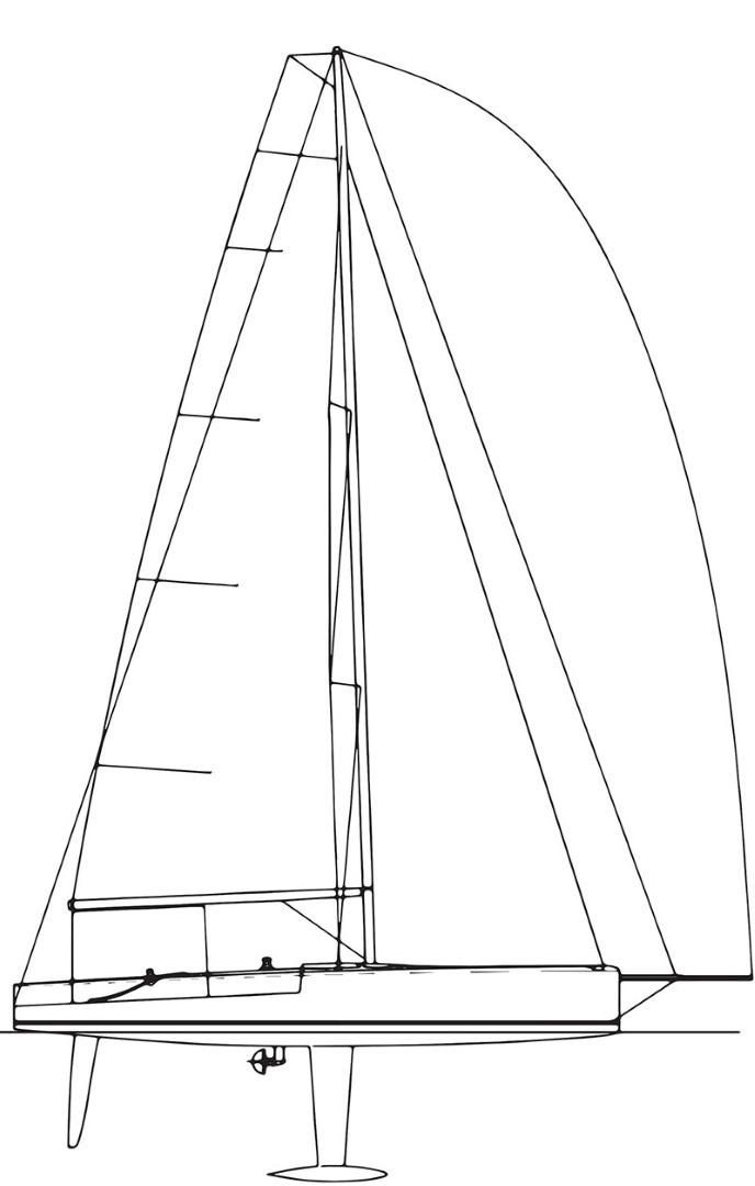2012 G Force X Treme 37 Sail Boat For Sale