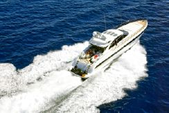 2006 Overmarine Mangusta 80 Hard Top