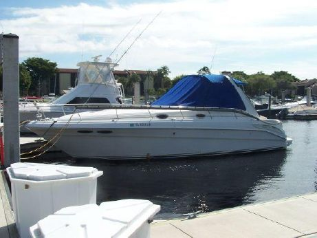 2001 Sea Ray Sundancer 340