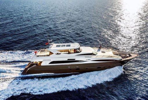 2012 Alia Yachts 120