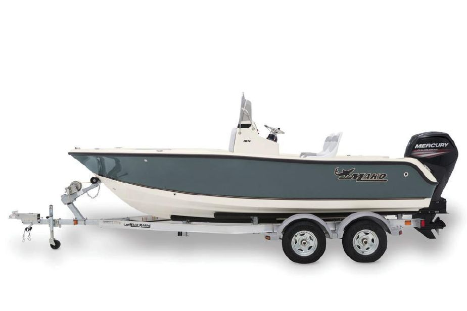 2019 Mako 184 CC Power New and Used Boats for Sale - bc5f12be293f