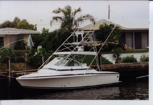 1986 Bertram Bahia Mar