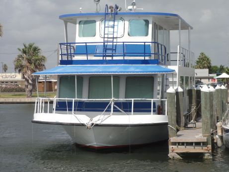 1973 Jeanerette V-Hull Double Deck Custom Made