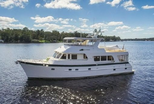 2010 Outer Reef Yachts Raised Pilothouse 65
