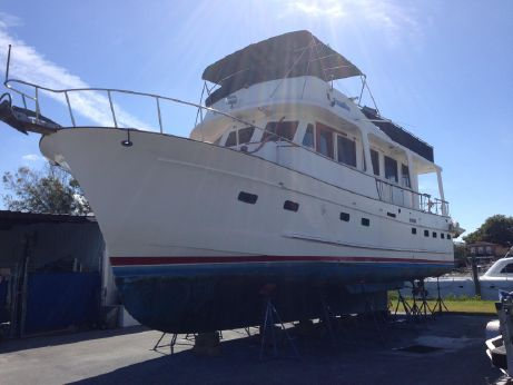 1981 Marine Trading 50 Trawler