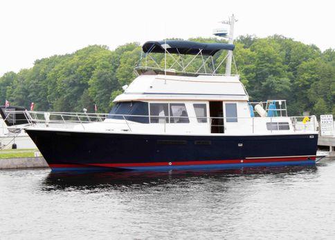 1992 Sabreline 36 Fast Trawler
