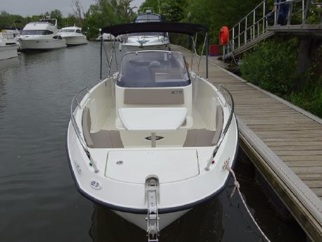 2016 Quicksilver Activ 755 Open