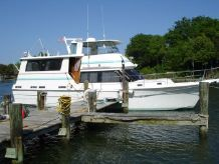1985 Gulfstar Motor Yacht