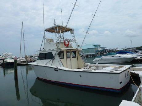 1979 Delta Boat Company 36 Sportfish