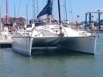 1989 Jeantot Marine Privilege 12