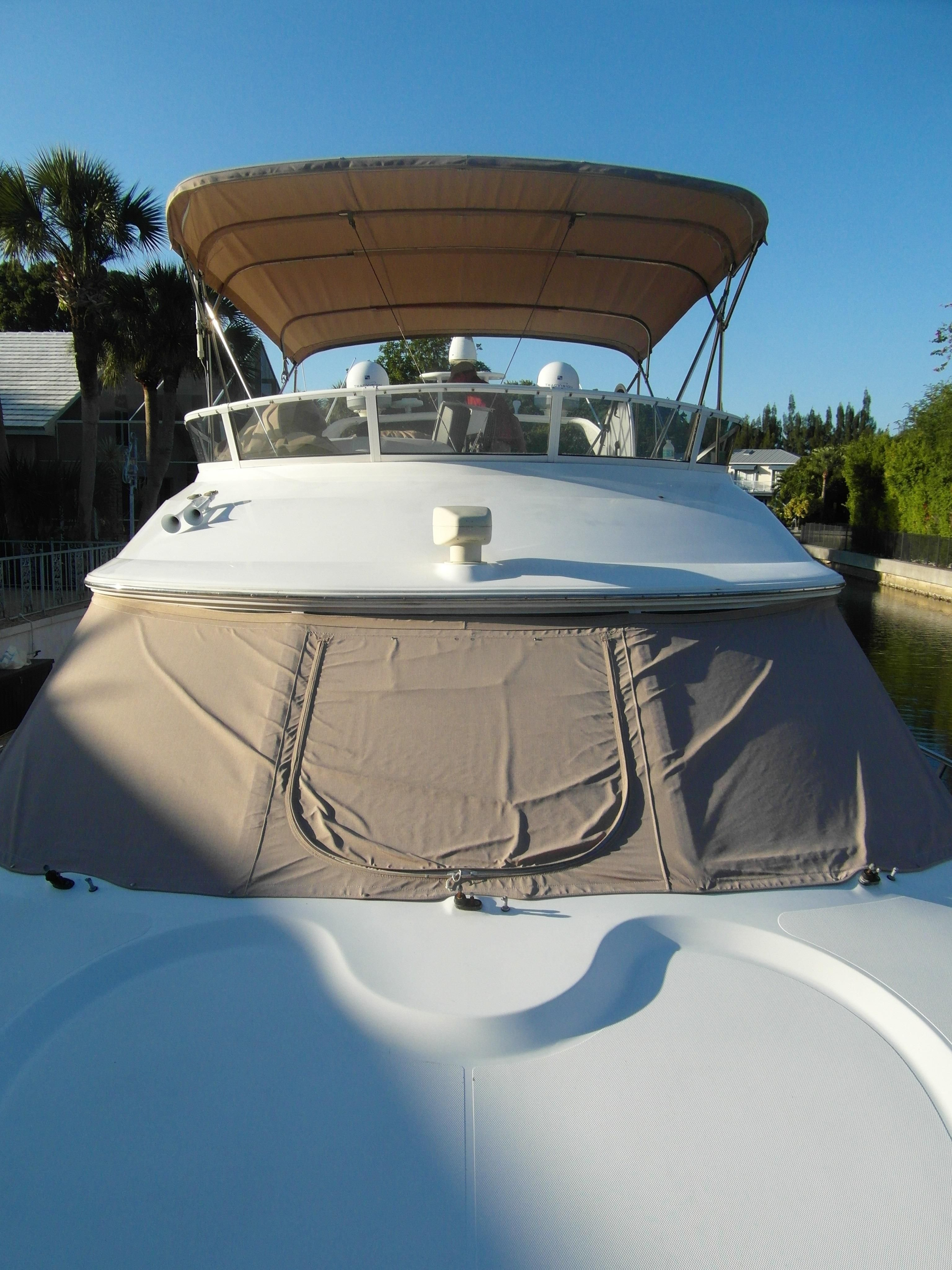 Used Motor Yachts for Sale from 40 to 50 feet - SYS Yacht Sales
