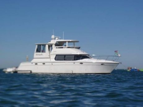2000 Carver 504 Cockpit Motor Yacht Updated!