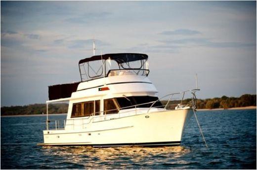 2018 Goldwater 35 ES Trawler