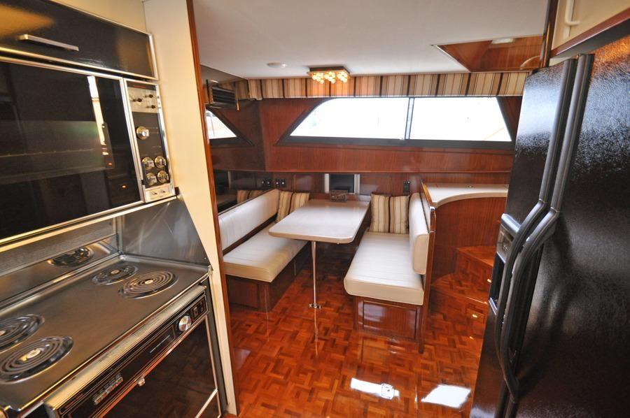 Hatteras 63 Motoryacht for sale