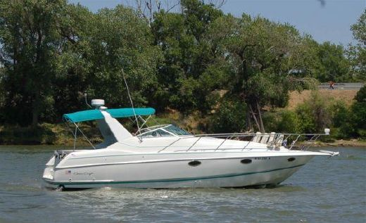 1993 Chris Craft 340 CROWNE