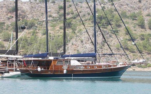 1996 21 M 4 Cabin Gulet