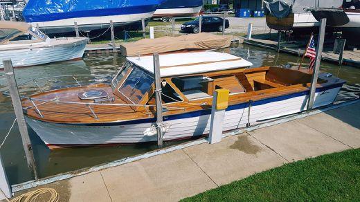 1973 Lyman 26 Cruisette