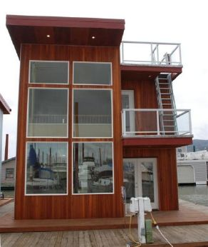 2015 Floating Home CUSTOM BUILT