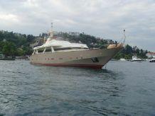 2010 35 M Aluminium Yacht