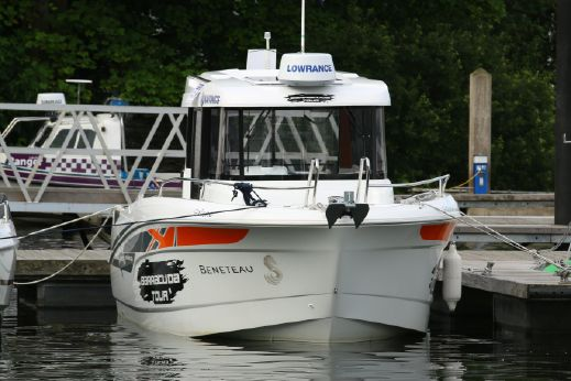 2016 Beneteau Barracuda 7