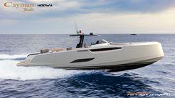 2020 Cayman 400WA