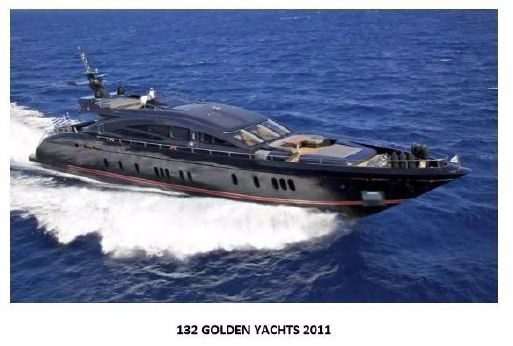 2011 Golden Yachts 132