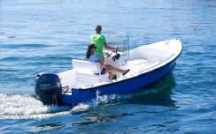 2015 Eastern Boats 18' Center Console