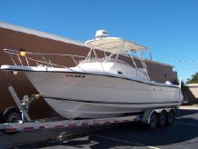 2000 Pursuit 2870 Offshore Center Console