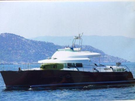 2002 Lagoon Power 43