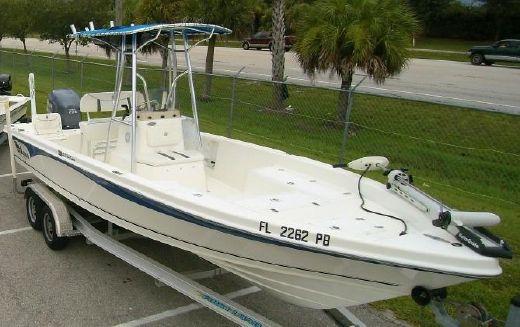 2010 Sea Chaser 230 LX Bay Runner