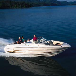 2001 Sea Ray 260 Bow Rider