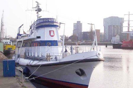 1956 Ex Rescue Ship
