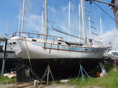 1979 Durbeck 46 Great Cabin Ketch