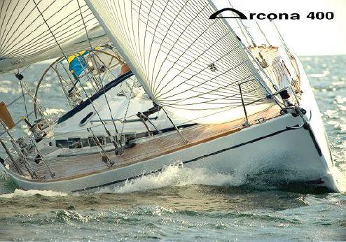 2011 Arcona 400