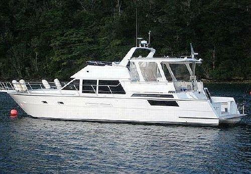 1992 Sea Ranger 58