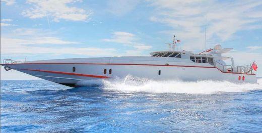 1989 Brooke Yachts G WHIZ