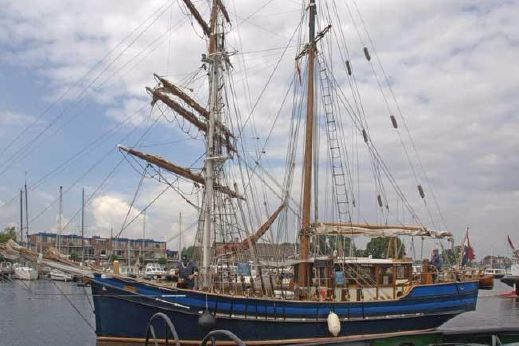 1970 Brigantine Motor Sailer Tall  ship