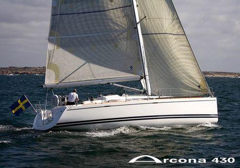2011 Arcona 430