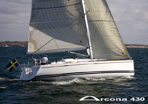 2012 Arcona 430
