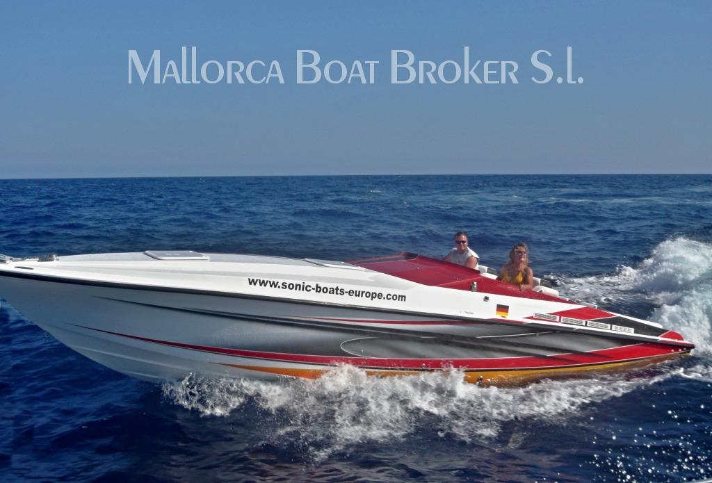 2009 Sonic 31 SS Power Boat For Sale  wwwyachtworldcom