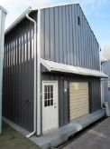 1999 Custom Steel Boathouse